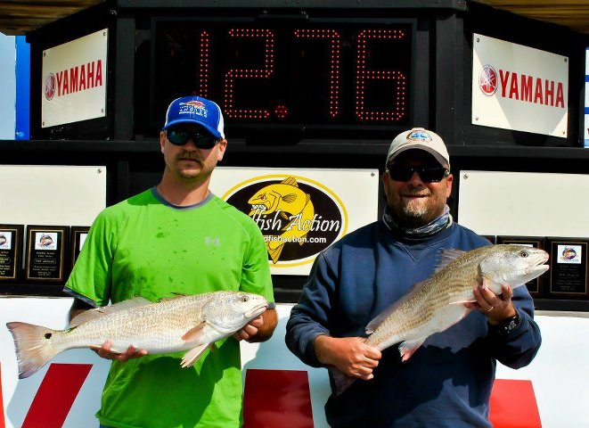 Winners of Redfish Action Challenge #1